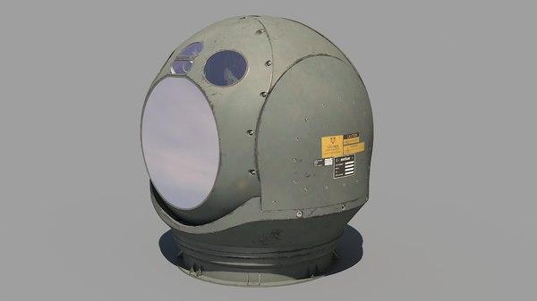 3D aselsan targeting camera model