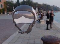 3D helmet motorcycle