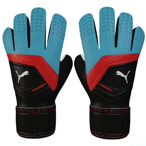puma 4 glove 3D model
