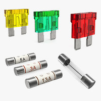 3D fuse electric safety model