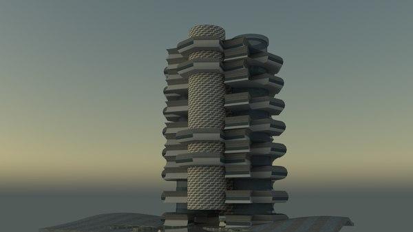 building design model
