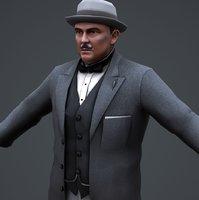 Rigged Hercule Poirot