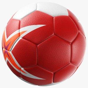 generic handball 3D model