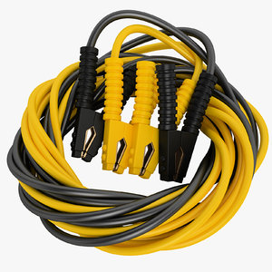 3D booster cable 1200