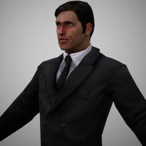 3D ready spy suit