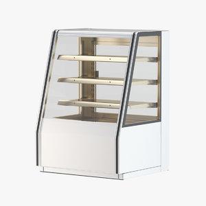 display bakery model