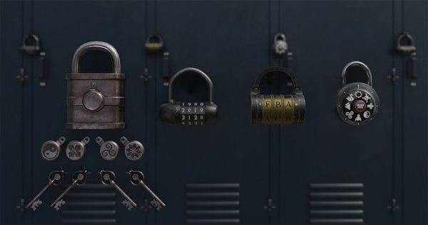 padlocks games model