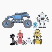 remote-controlled toys model