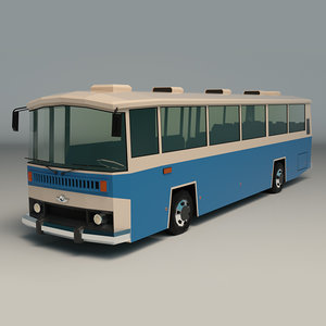 city bus 3D