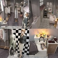 female clothes 3D model