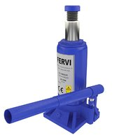 3D hydraulic bottle jack model