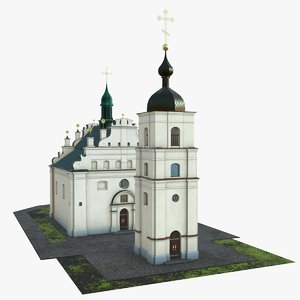 3D church elijah ukraine