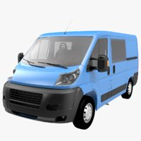 van car vehicle model