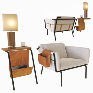 stellar works valet chair model