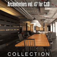 Archinteriors vol. 47 for C4D
