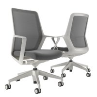 3D model ofs flexxy executive chair