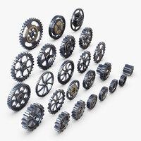 gears set v 1 3D