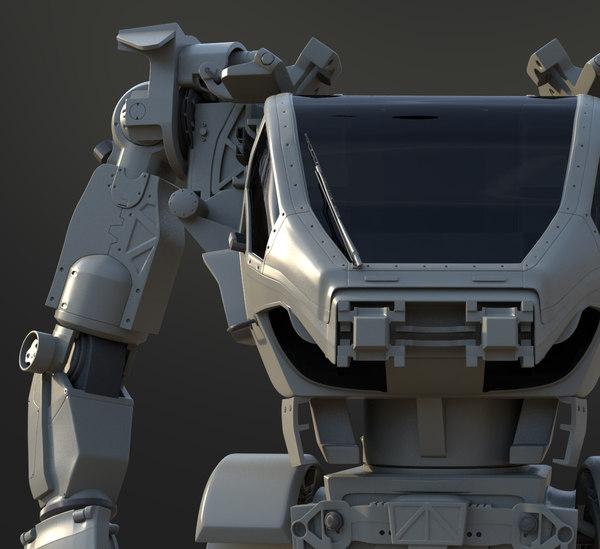 3D ampsuit avatar