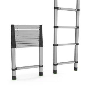 adjustable ladder step 3D