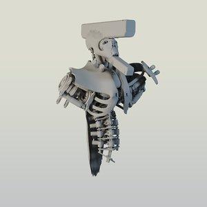 test object 01 3D model