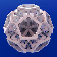 dodecahedron derived 3D