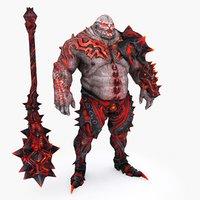 3D character 004