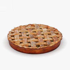 apple pie model