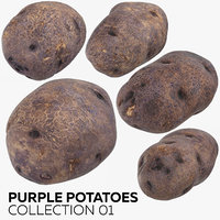 purple potatoes 01 model