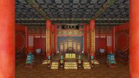 Chinese Palace Interior