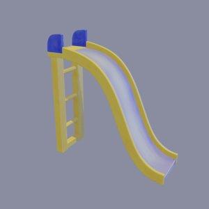 cartoons slide model