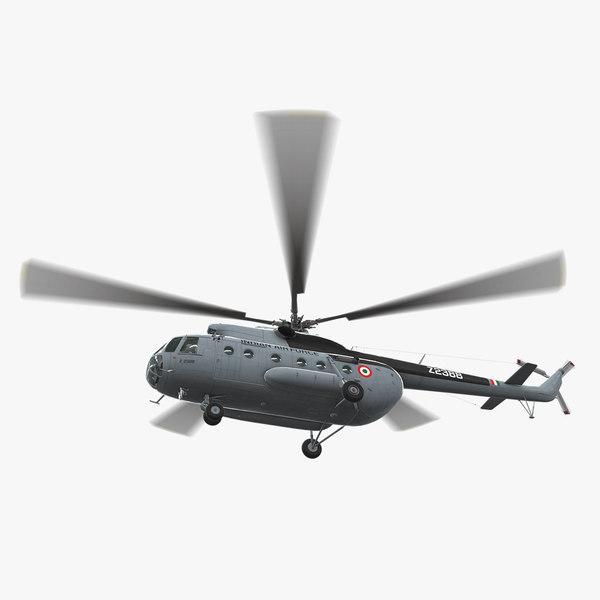 mi-8t india air force model