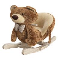 3D bear rocking chair model