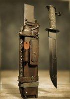3D knife holster