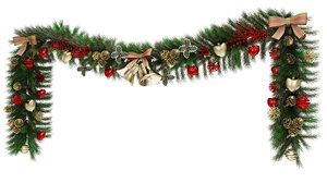 christmas santa new year 3d model