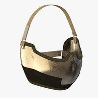 protective mask 3D model