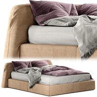 3D bed furniture