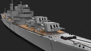3D ship class