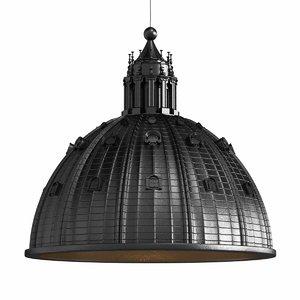 lamp lighting cupolone direct model