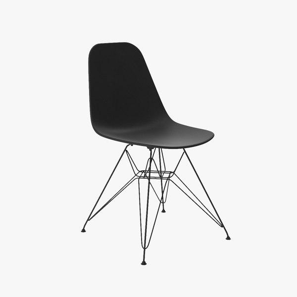 chair v-ray 3D model