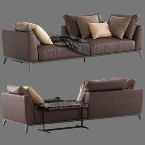 flou oliver sofa type4 model
