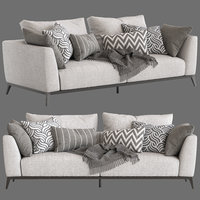 flou oliver sofa type2 3D model