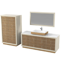 milledue ritz bathroom 3D model