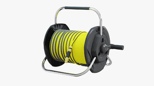 3D karcher wall mounted hose