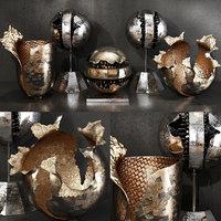 3D model decorative set 55