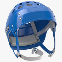 jofa ice helmet laying 3D