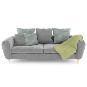 sofa modelleri 3D model