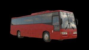 ssangyong bus model