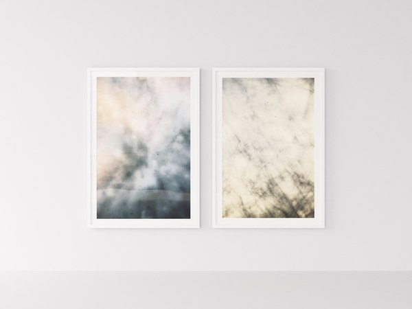 3D abstract frames