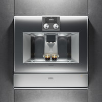 3D gaggenau espresso machine cm450111 model