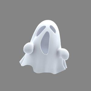 good ghost 3D